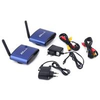 PAT 630 Professional Wireless Audio Video Receiver Transmitter 5.8GHz AV Transceiver Support 8 Channels Wireless Adapter
