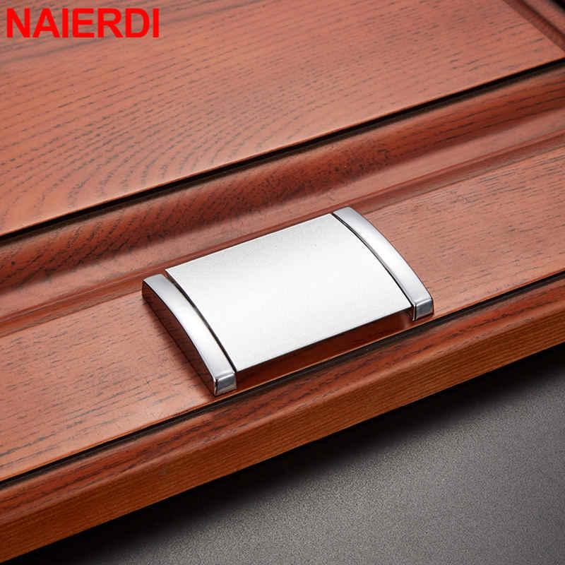 25mm//64mm Simple Cabinet Handle Drawer Pulls Cupboard Closet Knob Hardware