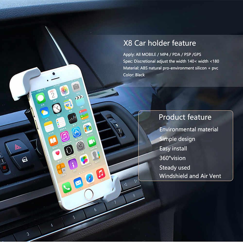 Универсальный автомобильный держатель для телефона на приборной панели