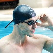 Barracuda Dr. B оптические очки для плавания Анти-туман УФ-защита непротекающий Легко регулировка для взрослых мужчин женщин черный #32295