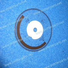 C8108-67051 Q1292-67019 Paper motor encoder disk for HP DJ 100 110Plus 10PS 111 120 130 20PS 30 50PS 70 90 BIJ 2600 Plotter Part