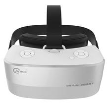 360 панорамный Android 4.4 все-в-одном 3D VR виртуальной реальности Очки Allwinner H8 4 ядра 2 г 16 г Поддержка Wi-Fi Bluetooth OTG