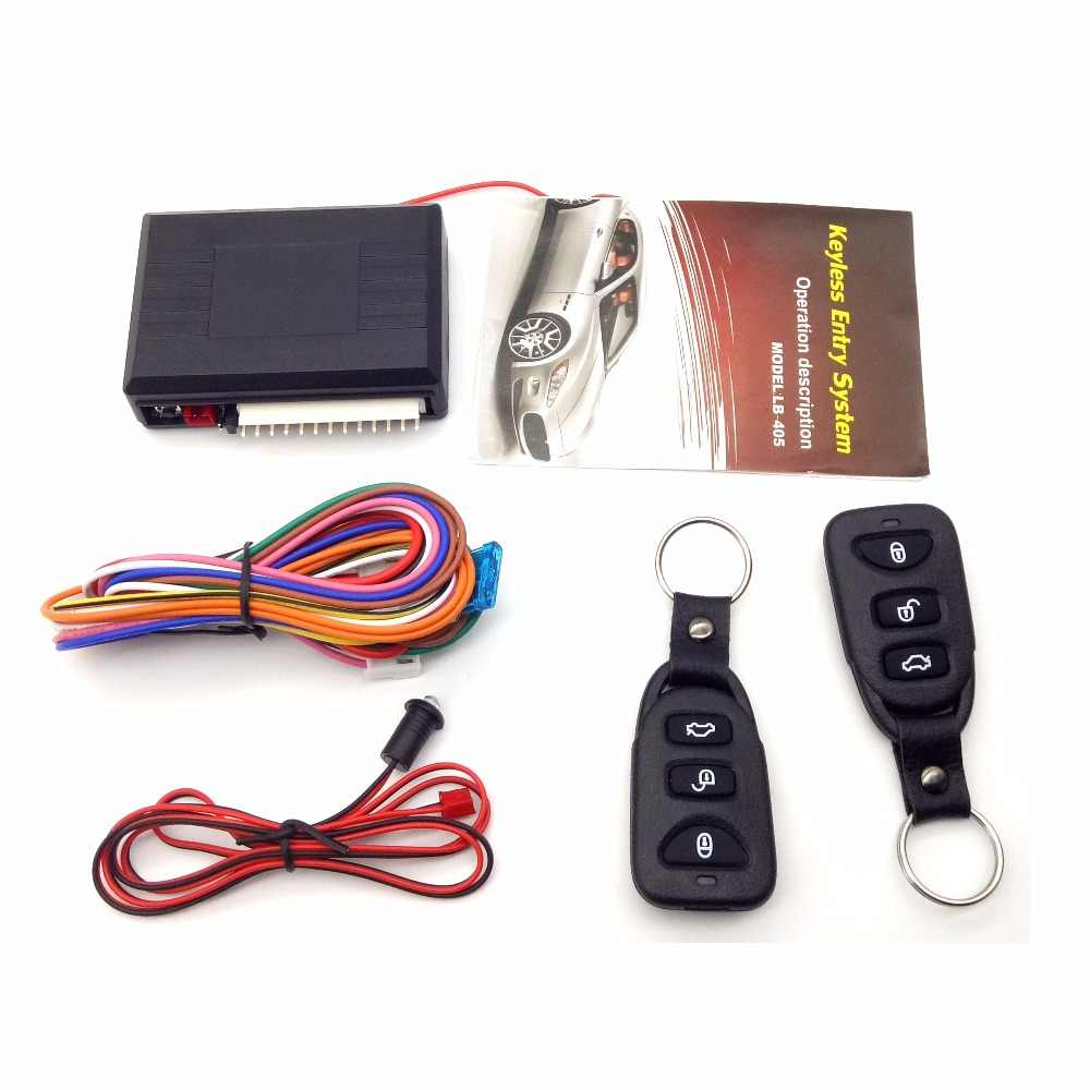 car alarm systems auto remote central kit door lock vehicle keyless entry system central locking with [ 1000 x 1000 Pixel ]
