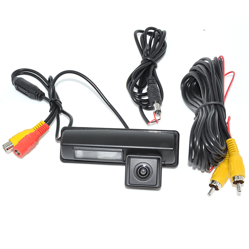 מוצר Color Ccd Hd Camera Fit For Toyota 2007 And 2012