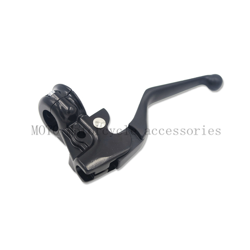 New Arrive Modified Motorcycle Clutch Lever assembly Sit Horns Black For Harley XL883 XL1200 Motorbike Clutch Sit Horns motorbike brake clutch lever for harley sportster 883 1200 xl883n xl883l xl1200c xl1200 superlow iron custom 2014 2015 2016 2017