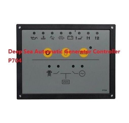 Deep Sea Automatic Generator Controller P704 as DSE704 function deep sea generator controller dse704 page 8