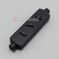 1set Hifi Mic Volume Control Remote Adapter DIY Parts For Westone W4r UE18 UE18PRO UM3XRC ES5