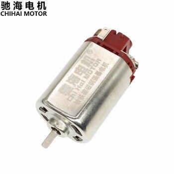 ChiHai Motor Sinterlenmiş NdFeB 460 hız yükseltme kinetik enerji Motor M4A1 DIY Mini Gun Modeli Koleksiyonu Için Metal Alaşım Gun