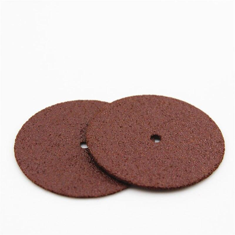 36st slipskivor slipning hjul roterande blad dremel mini skärskiva - Slipande verktyg - Foto 2