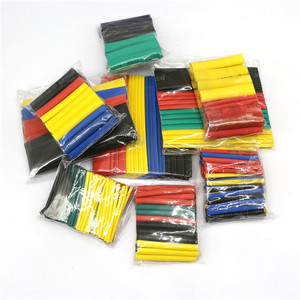 328-piece polyolefin shrinking heat shrinkable tube wire and cable insulation sleeve set(China)