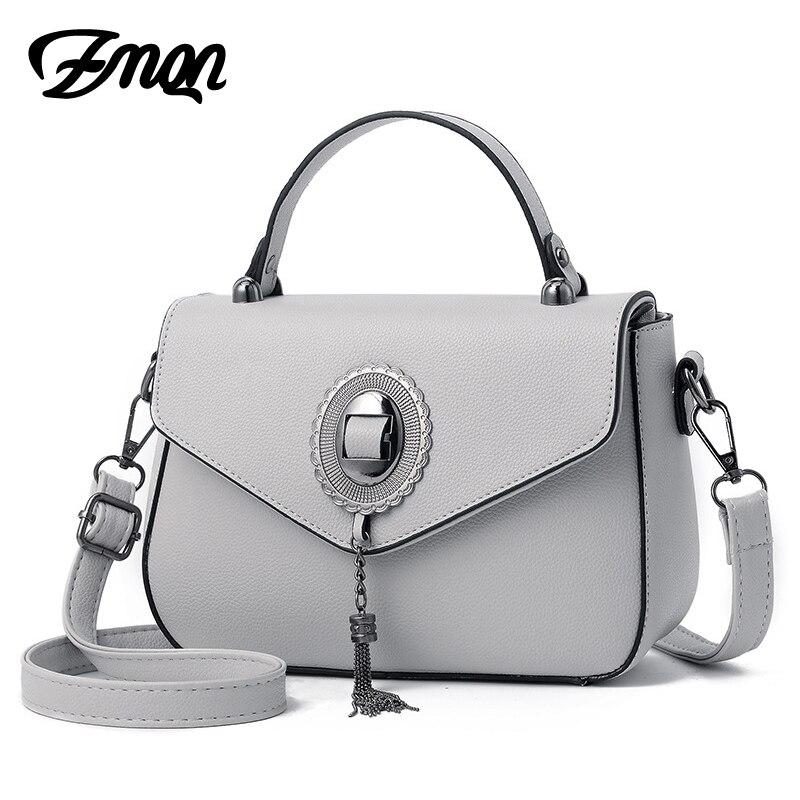 ZMQN Brands Shoulder Bags For Girls Women 2017 Small Handbags Tassel Crossbody Bags Casual With <font><b>Free</b></font> Shipping Yiwu <font><b>China</b></font> A546