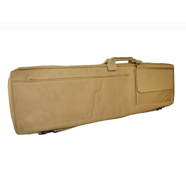 Тактические охотничьи аксессуары чехол для винтовки ружья 85 см/100 см армейский военный страйкбол стрельба Пейнтбольный пистолет сумка для защиты винтовки