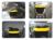 Estilo do carro veículo Dobrável mini magia caixote de lixo balde de lixo de carro telescópica multi-função frete grátis