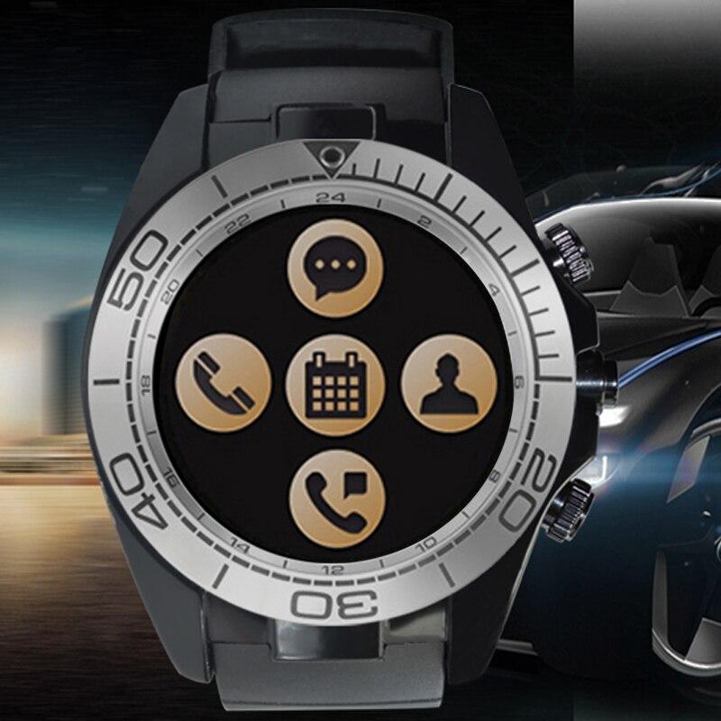 Bluetooth Camera Men's Sport Smartwatch 1