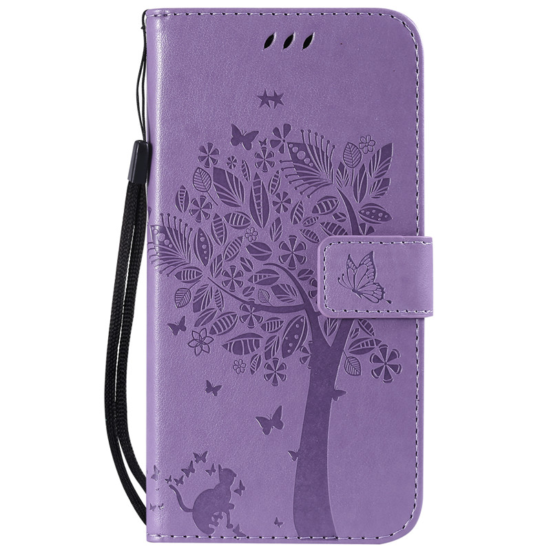 3D Tree Phone Case för iPhone 7 6 6S 8 Plus 5 5S 5C SE Väska Flip - Reservdelar och tillbehör för mobiltelefoner - Foto 3
