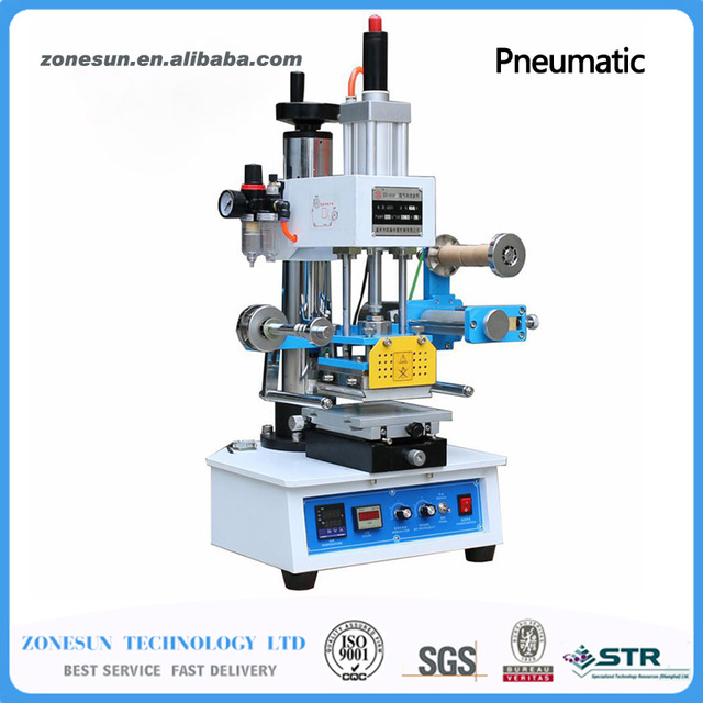 2017 CE certificate Hot Foil Stamping Machines/Soldering iron Tipper Machine hot sale gmp certificate 100