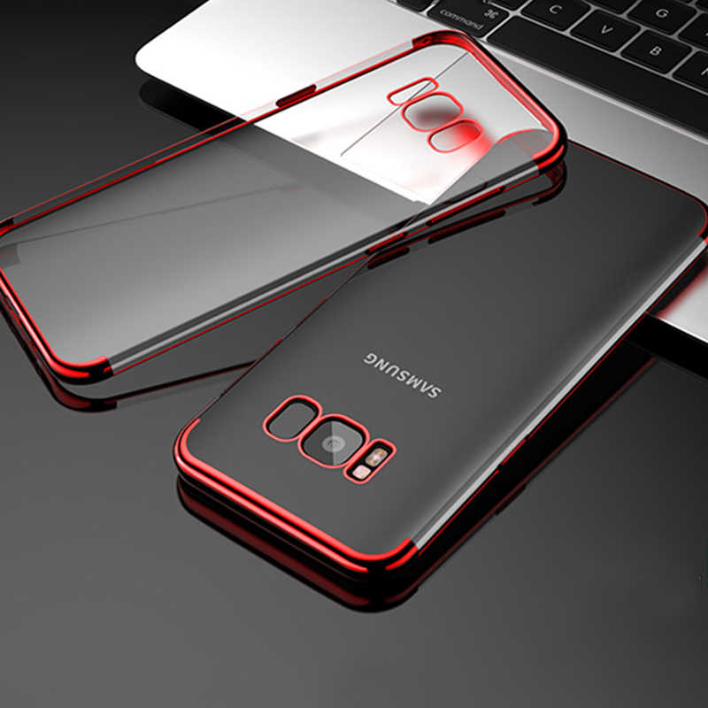 Điện Thoại di động Trường Hợp đối Với Samsung Galaxy S8 S9 Cộng Với Samsung S6 S7 Cạnh Samsung Lưu Ý 8 9 S8Plus S9Plus S7Edge s6Edge Note8 Note9 Bìa