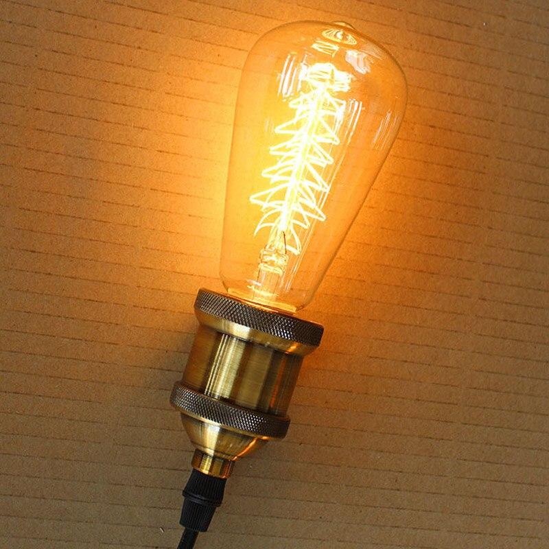 Lâmpadas Incandescentes para luminária Modelo Número : Mb-eds-st64ct