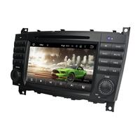 Octa Core 2 din 7 Android 9.0 Car DVD Radio GPS for Mercedes Benz C Class W203 CLC G Class W467 4GB RAM BT 4.2 WIFI 32GB ROM