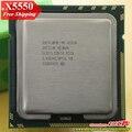 Intel Xeon X5550 CPU processor/2.66 ГГц/LGA1366/8 МБ L3 Cache/Quad-Core/сервер ПРОЦЕССОРА Бесплатная Доставка, есть, продаем X 5570 CPU