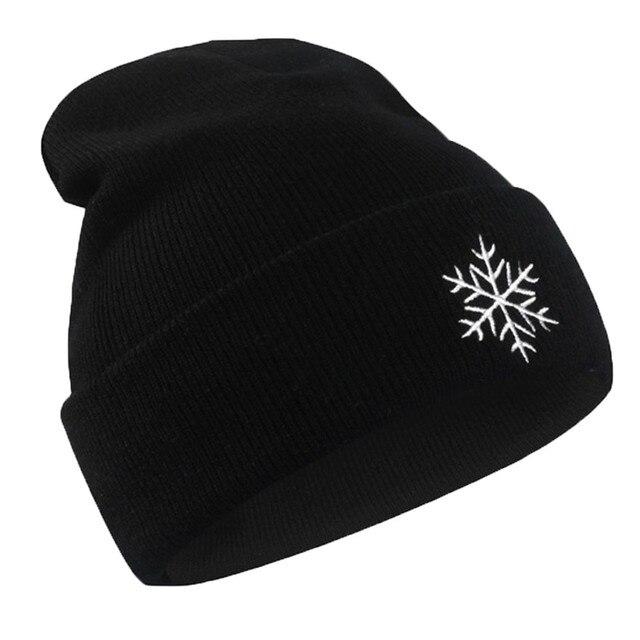 Chapéus macios Stretchy Chapéu Do Inverno Das Mulheres Dos Homens Padrão de  Tempo Bonito Malha Tampas 7ec204b556f