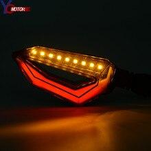 Motorcycle Universal Turn Signal Indicator Light Amber Lamp Bulb Blinker Flashers FOR YAMAHA Tmax530 XJR 400 1300 HONDA CR125R