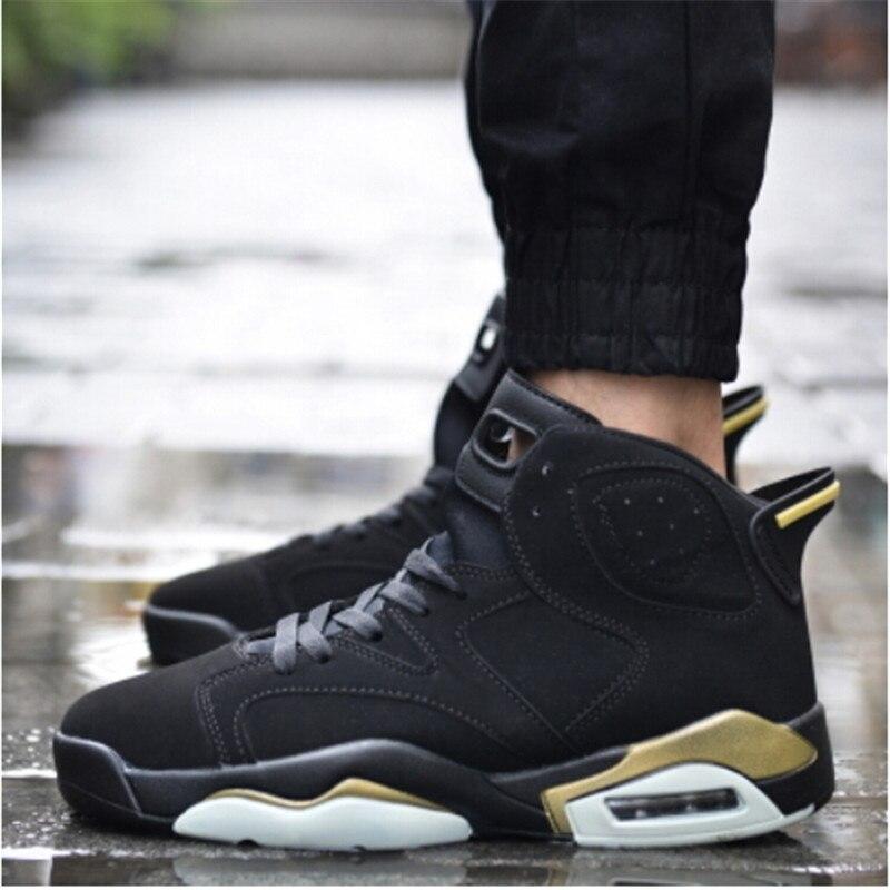 ФОТО 2016 New sport shoes men basketball shoes high-top sneakers sports shoes basketball sneakers 39-44
