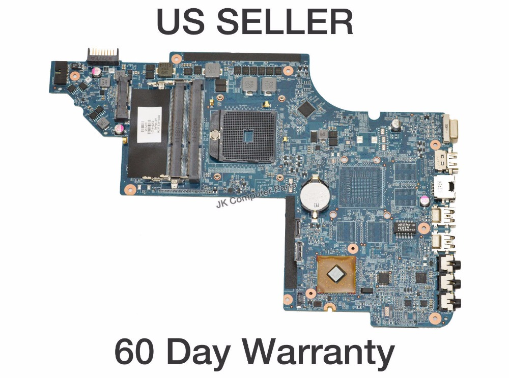Free Shipping Laptop Motherboard 650849-001 for HP Pavilion DV6 DV6-6000 Notebook PC System Board 100% Tested original laptop free shipping motherboard 650800 001 for hp pavilion dv6 dv6 6000 hm65 hd6770 2g notebook pc system board tested