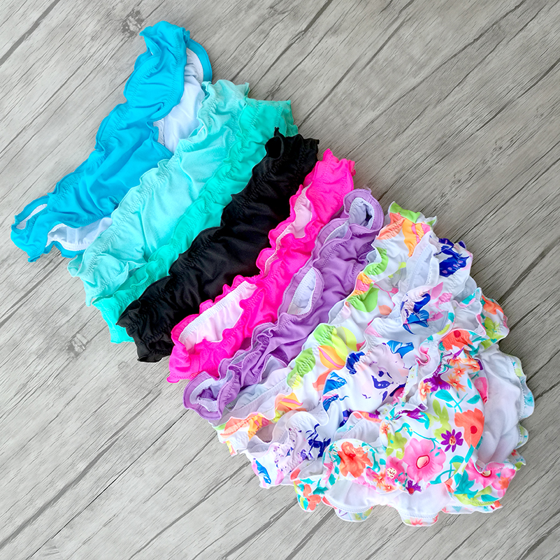 Women Bikini Bottom 2018 Biquini Printing Swimwear Bikinis Swimsuit Brand swim suit Sexy Secret Brazilian Bottoms