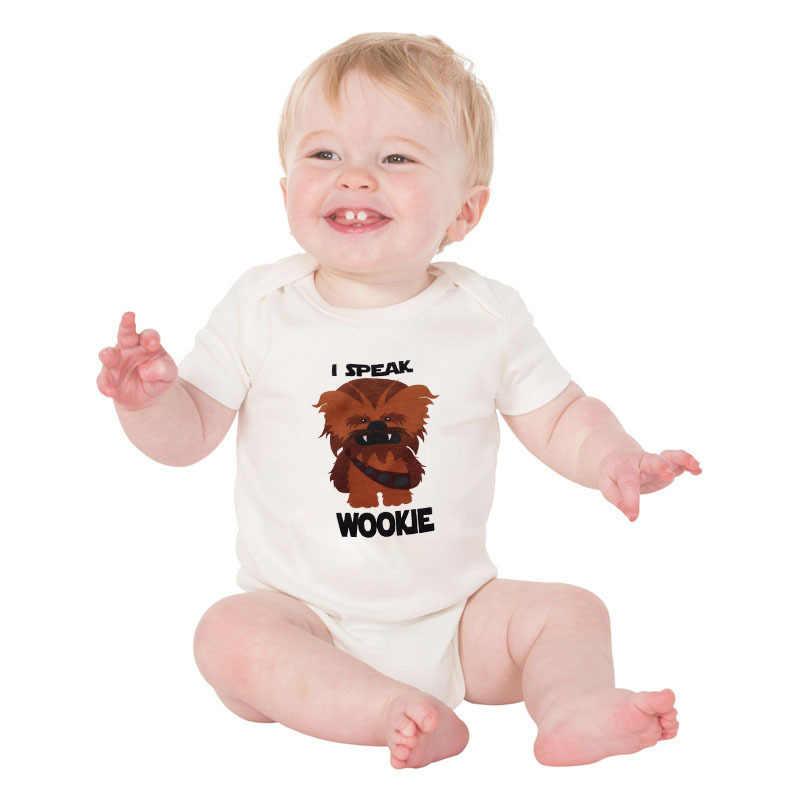 Детские Боди; коллекция 2019 года; милая хлопковая одежда с принтом для маленьких мальчиков и девочек; Одежда для новорожденных с короткими рукавами; комбинезоны