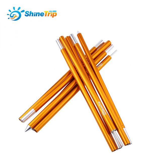 Shinetrip 19mm Outdoor c&ing tent pole glass aluminum alloy replacement tent support bar tent accessories durable  sc 1 st  AliExpress.com & Shinetrip 19mm Outdoor camping tent pole glass aluminum alloy ...