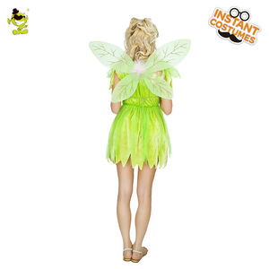 Image 3 - New Lovely Fairy Costumes Adults Womens Carnival Party Elf Role play Summer Dress Princess Costumes