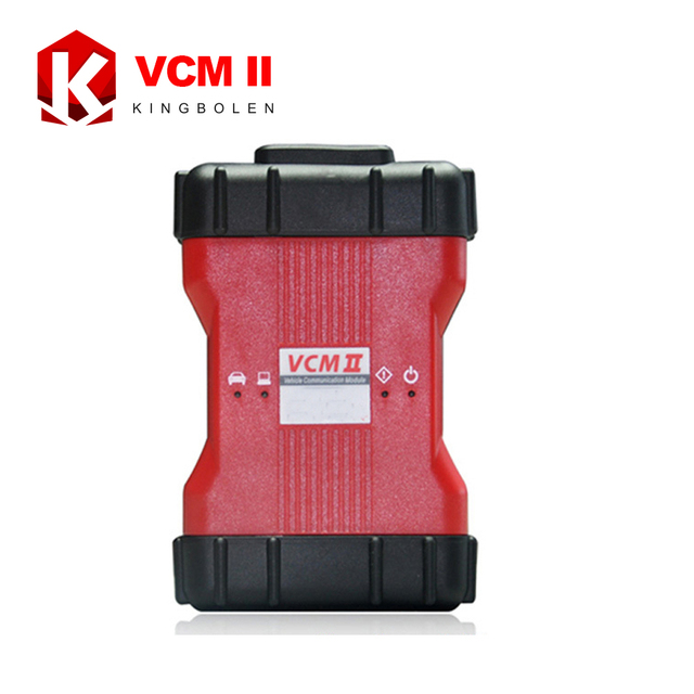 High Quality VCM2 V101 Diagnostic Scanner For FD/mazda VCM II IDS Support Mazda Vehicles IDS VCM 2 OBD2 Scanner By DHL
