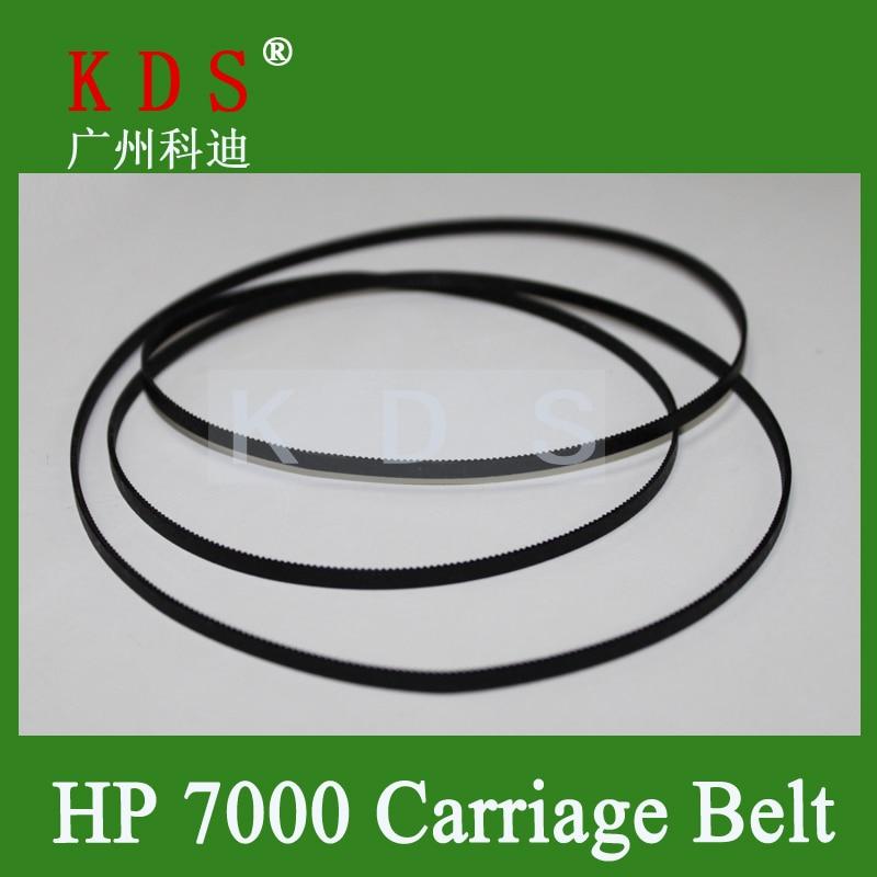 Free Shipping Carriage Belt Compatible for hp Inkjet 7000/7500 printer Small Belt Plotter Parts hatber рюкзак soft сharm
