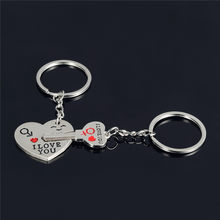 New Mini Car Styling Car Keychain Wheel Tire Styling Metal Car Key Ring Auto Car Key Chain Keyring for BMW Toyota VW Audi Ford(China)