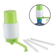 5 галлонов насос для питьевой воды в бутылках Ручной пресс вакуумное действие ручной насос диспенсер съемная трубка Горячая Распродажа