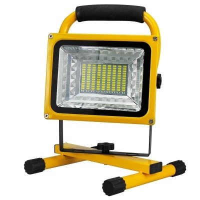 LED charging mode flood light spotlights outdoor square emergency lights power outage lighting camping stall portable home