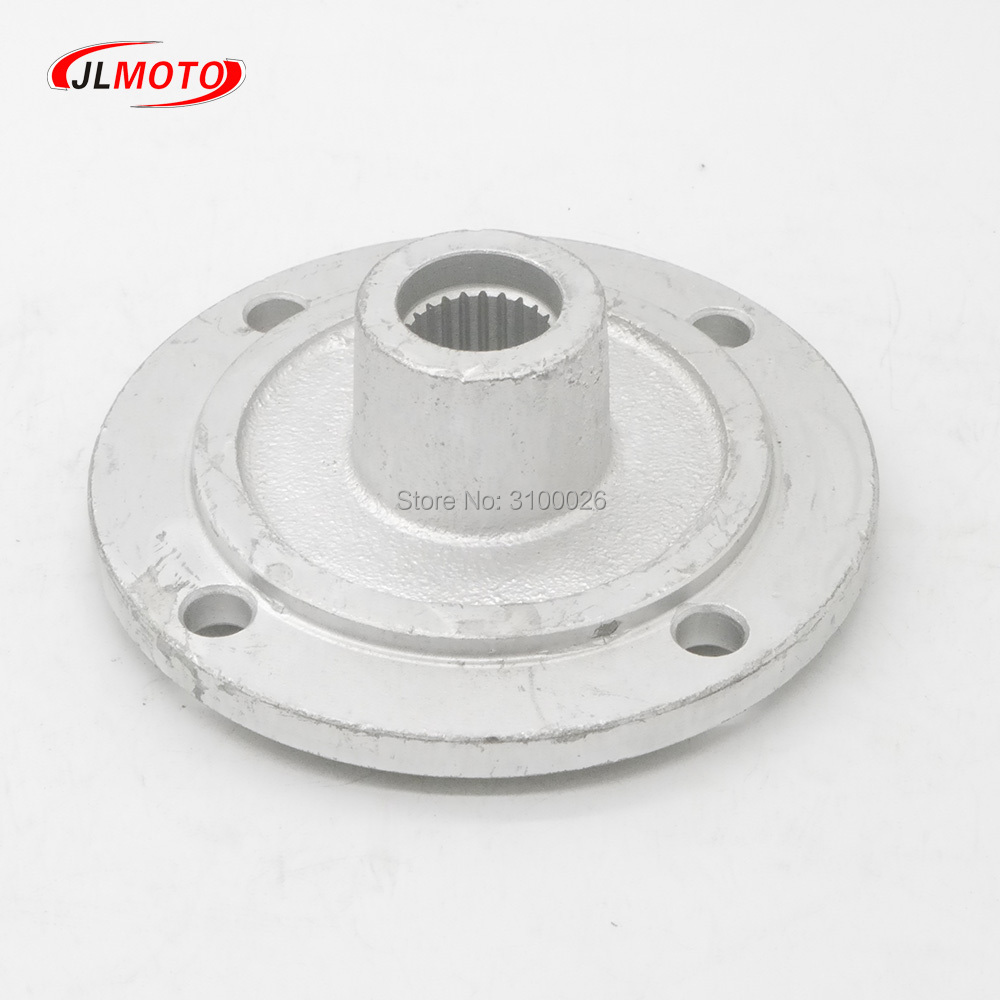 23t 1104 Stud M10 Rear Wheel Hub Fit For China Chinese Atv 110cc Kandi Go Kart Engine Diagram Simple Steering Huayi 24t 110mm 411mm 150cc 200cc 250cc