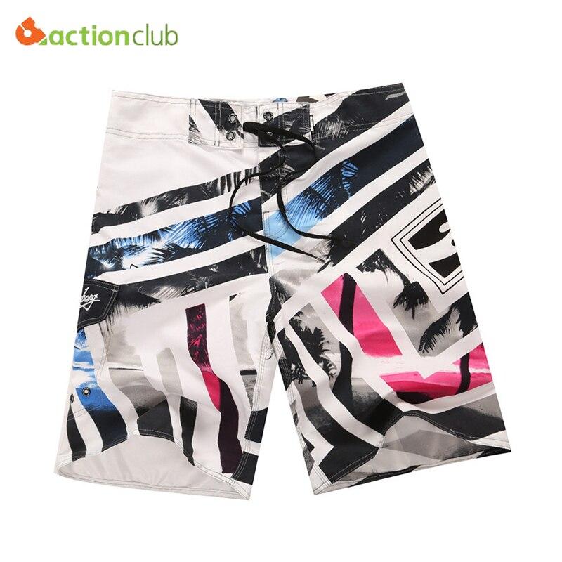 Оптовая бренда мужские купальники бермуды masculina пляж носить мужской совета шорты мужчины boardshorts плюс размер 30-38