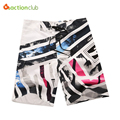 Wholesale brand mens swimwear bermuda masculina beach wear  male board shorts men boardshorts plus size 30-38