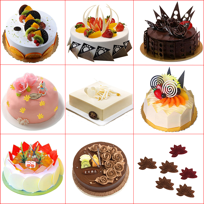Bakeware Imported From Abroad 8 Heart 3d Silicone Mold For Cake Decoration Fondant And Gum Paste Mold Cake Decorating Tools Baking Cake Moldes De Silicona