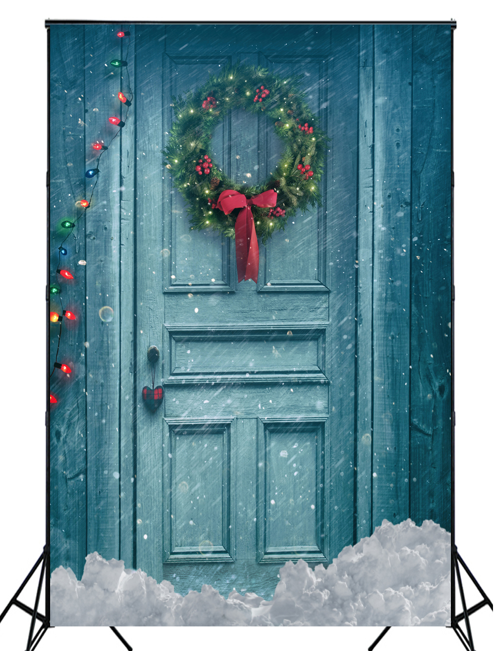 2016 New sale christmas door photography backdrops Newborn baby chrismas photo background for celebration XT- & Online Get Cheap The Doors Photo -Aliexpress.com | Alibaba Group Pezcame.Com