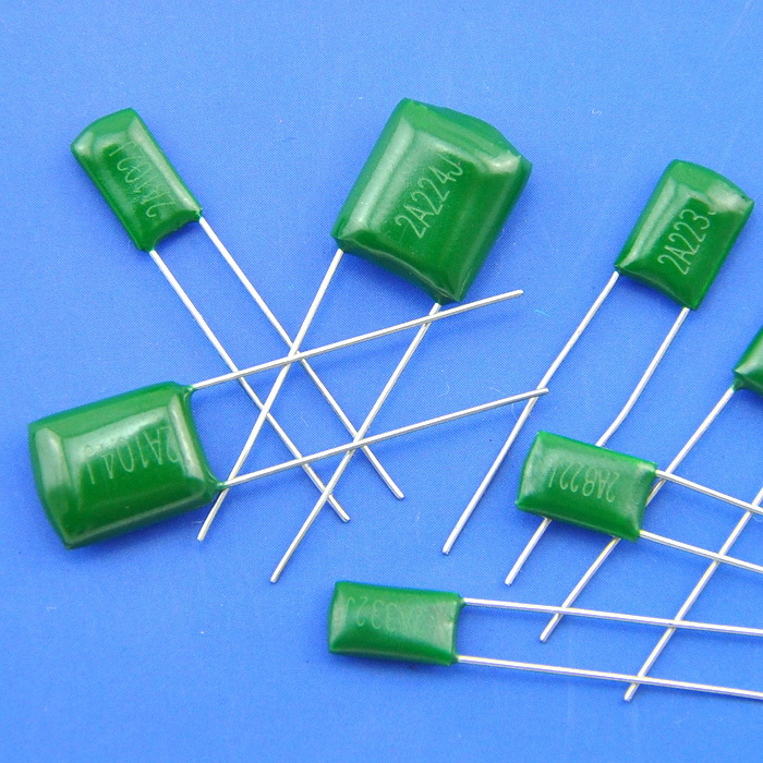 Polyester Film Capacitors Assorted Kit, 28Value, 260PCSPolyester Film Capacitors Assorted Kit, 28Value, 260PCS