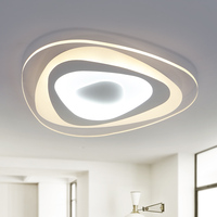 NEO Gleam Ultrathin Surface Mounted Modern Led Ceiling Chandelier Lights For Living Room Bedroom Lustres De