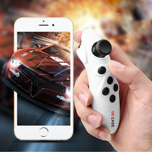 Wireless Bluetooth Gamepad For IOS Android 360 degree Gamepad VR Controller Joystick Selfie Remote Control Shutter For PC TV box(China)