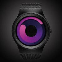 Top Brand Men S Quartz Watches Man Casual Stainless Steel Mesh Strap Quartz Watch Fashion Male