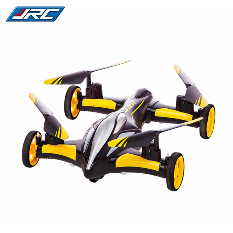 JJRC H23 Air Ground Flying Car 2 4G 4CH 6Axis 3D Flips Flying Car One Key