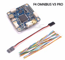 FLIP 32 F4 OMNIBUS V3 PRO Flight Controller Board w/ Sensing + Baro built-in OSD  has an 128Mb Flash For FPV Racing Drone
