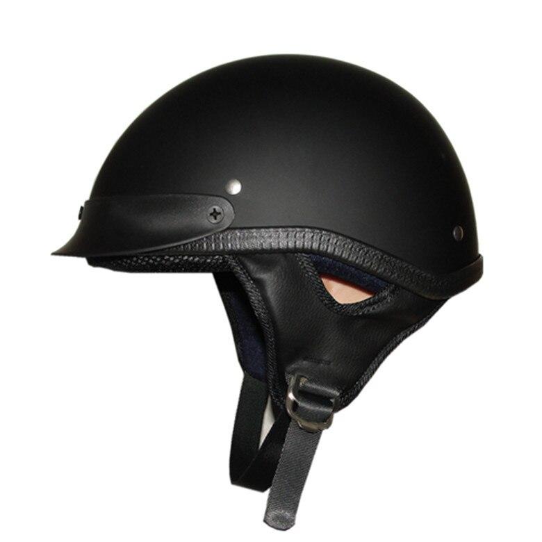 Motorcycle helmet bike helmet half cool helmet DOT-in ...