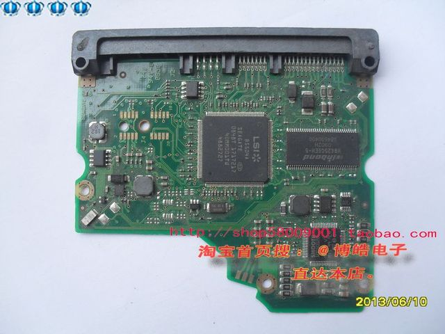 ST31000333AS ST31500341AS hard drive circuit board 100530699 100530756